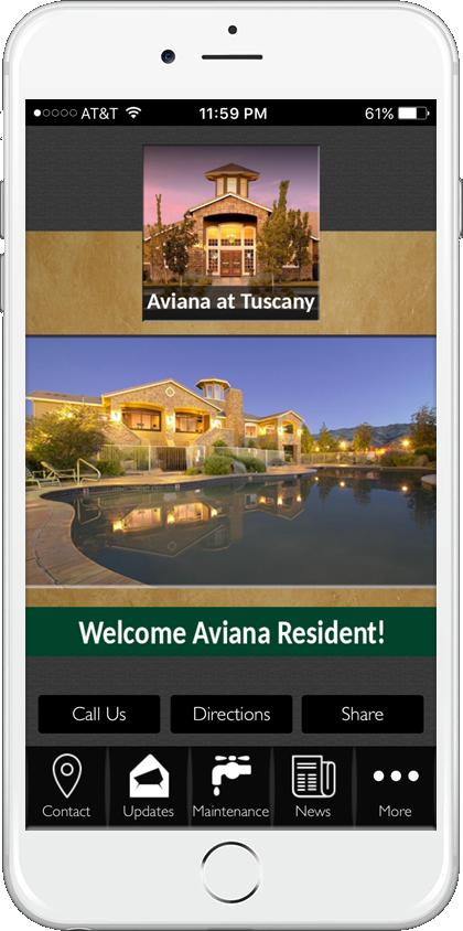 Aviana-Phone-App
